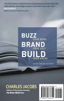 Cover for 'BUZZyour book, BRANDyourself, BUILDyour sales'