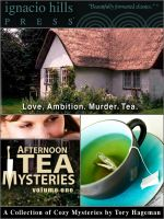 Afternoon Tea Mysteries - 1 cover