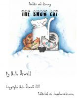 Cover for 'A Freddie and Jimmy Story - The Snow Cat - Picture Book'