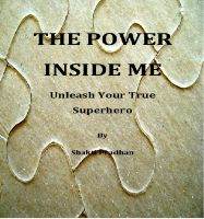 Cover for 'The Power Inside Me'