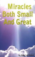 Cover for 'Miracles Both Small and Great'
