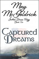 Cover for 'Captured Dreams'