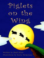 Cover for 'Piglets on the Wing'
