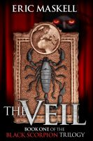 Cover for 'The Veil'