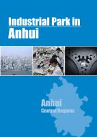 Cover for 'Industrial Parks in Anhui'