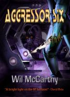 Cover for 'Aggressor Six'