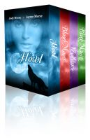Cover for 'Howl Series (Books 1-4) by Jody Morse & Jayme Morse'