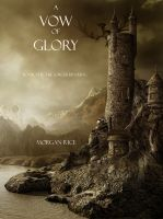 Cover for 'A Vow of Glory (Book #5 in the Sorcerer's Ring)'