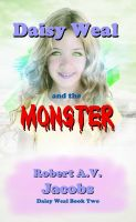 Cover for 'Daisy Weal and the Monster'