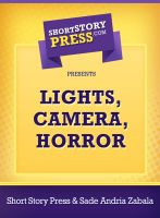 Cover for 'Lights, Camera, Horror!'