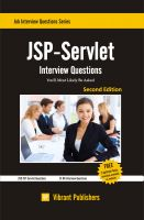 Cover for 'JSP-Servlet Interview Questions You'll Most Likely Be Asked'