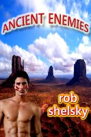 Cover for 'Ancient Enemies'