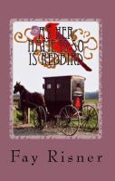 Cover for 'As Her Name Is So Is Redbird-book 4-Nurse Hal Among The Amish'