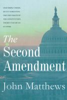 Cover for 'The Second Amendment #1'