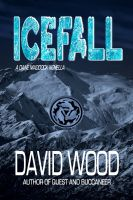 Cover for 'Icefall- A Dane Maddock Adventure'