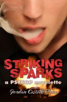 Cover for 'Striking Sparks (PsyCop Novelette)'