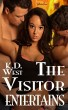 The Visitor Entertains: A Friendly MMF Ménage Tale by K.D. West