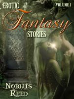 Cover for 'Erotic Fantasy Stories, Volume 1'