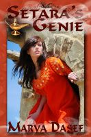 Cover for 'Setara's Genie'