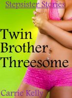 Cover for 'Twin Brother Threesome'