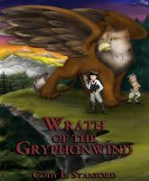 Cover for 'Wrath of the Gryphonwind'