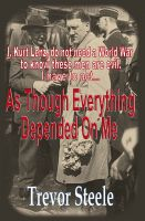 Cover for 'As Though Everything Depended On Me'