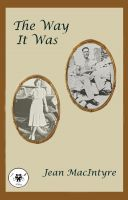 Cover for 'The Way It Was'