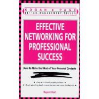 Cover for 'Effective Networking for Professional Success'