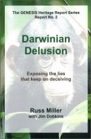 Cover for 'Darwinian Delusion'