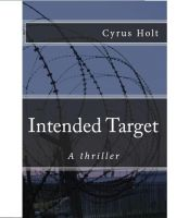Cover for 'Intended Target'