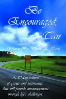 Cover for 'Be Encouraged, Tan'