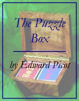 Cover for 'The Puzzle Box'