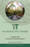 Cover for 'The Refractive Thinker: Volume III: Change Management'