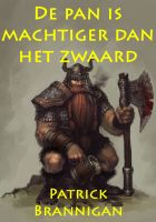 Cover for 'De pan is machtiger dan het zwaard'