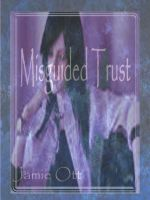 Cover for 'Misguided Trust'