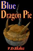 Cover for 'Blue Dragon Pie'
