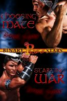 Cover for 'Binary Stars Vol. 8: Choosing A Mate and Starting A War'