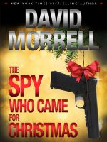 Cover for 'The Spy Who Came for Christmas'