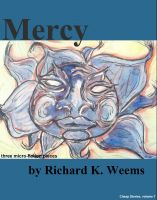 Cover for 'Mercy - three micro-fiction pieces'