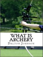 Cover for 'What is Archery'
