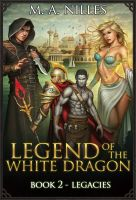 Cover for 'Legend of the White Dragon: Legacies'