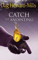 Cover for 'Catch the Anointing'