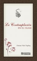 Cover for 'La Contemplaciónen El Islam'