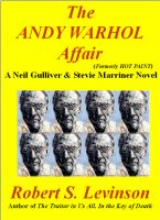 Cover for 'The Andy Warhol Affair'