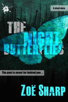 Cover for 'The Night Butterflies: a short story'