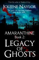 Cover for 'Legacy of Ghosts'
