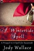 Cover for 'A Wintertide Spell'