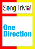 "Cover for 'One Direction SongTrivia! What's Your Music IQ? ""What Makes You Beautiful"", ""More Than This"", ""Live While You're Young"" & More - Interactive Trivia Quiz Game'"