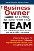 The Business Owner Guide To Getting The Best From Your Team by Richard Parkes Cordock