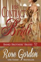 Cover for 'His Contract Bride (Historical Romance)'